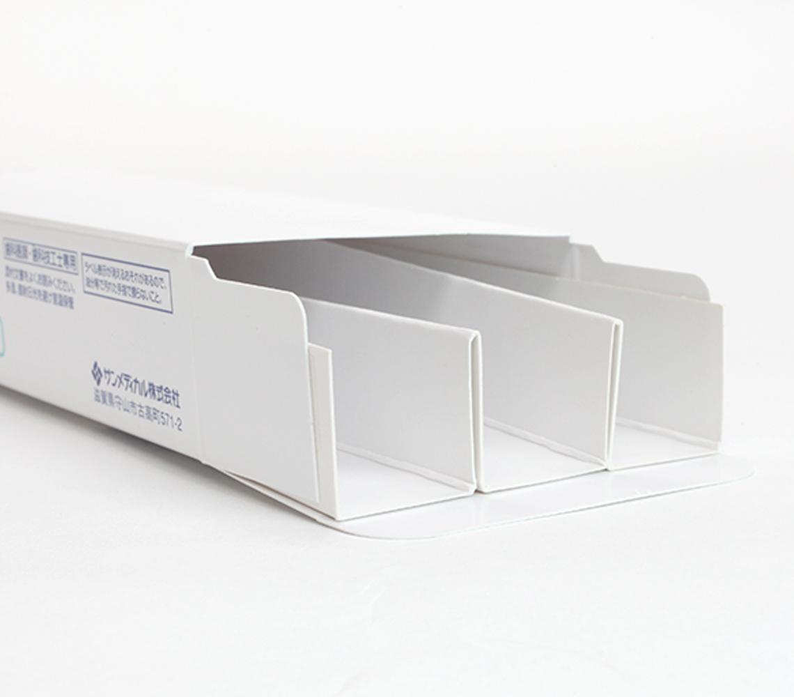 【オリジナルパッケージ】薬品箱の改良